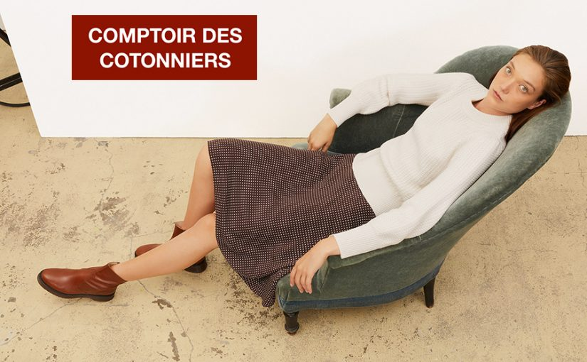 LE COMPTOIR DES COTONNIERS